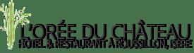 Hôtel Restaurant Oree du Chateau Hôtel Restaurant à Roussillon, Isère